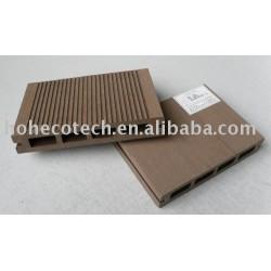 Huasu madeira decking composto plástico - - iso14001/ iso9001