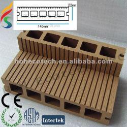Compuesto wpc ingeniería pisos de madera/piso