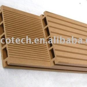 plancher plancher-sûr d'emballage de decking extérieur de wpc