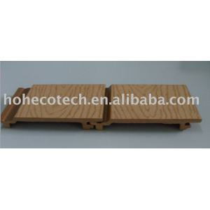 Huasu wpc panel de pared ( iso9001, iso14001, rohs )