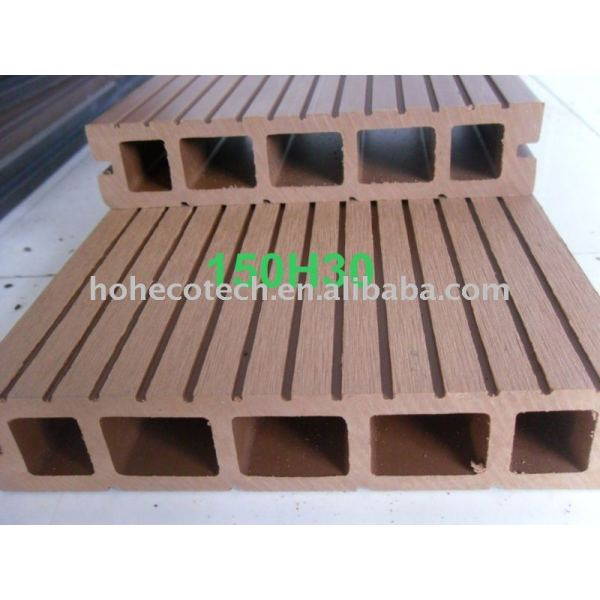 matériaux wpc wpc sol conseil 150h30 modèle de haute qualité