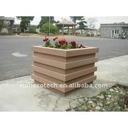 Fiore impermeabile scatola di plastica wpc wpc pavimenti/decking composito decking