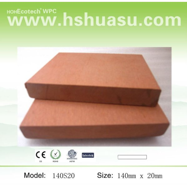 durable composite deck