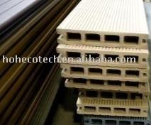 decking/plancher populaires de wpc