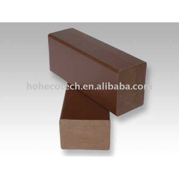 die 40*30mm GEWOHNHEIT entscheiden Länge WPC Balken Holz-Plastikzusammensetzung-Balken
