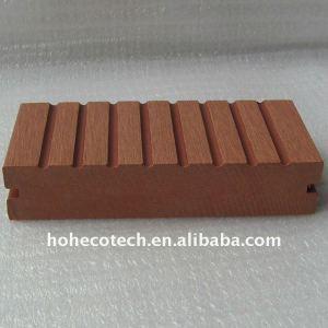 Decorar la madera artificial - wpc material de construcción
