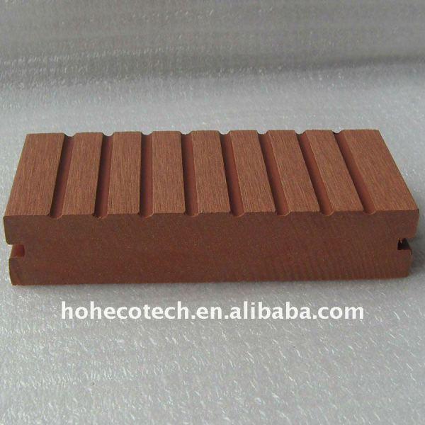Décorez le bois artificiel - matériau de construction de Wpc