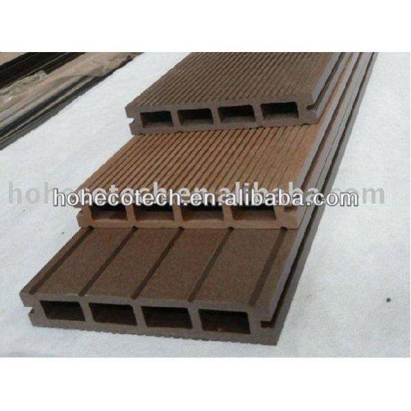 Recyclebar polymere/wpc polymer/polymere holz bodenbelag