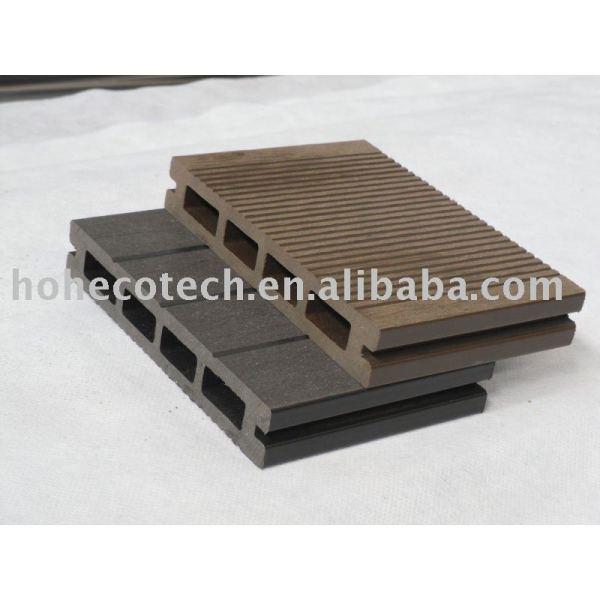 wpc-CE extérieur de plancher/plancher de decking