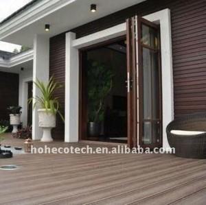 Garantie de qualité ! decking de wpc/decking en bois/bois de construction de plancher