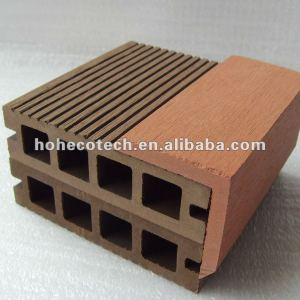 Ender cobertura de madeira composto plástico/piso decks/composite deck/composto de piso