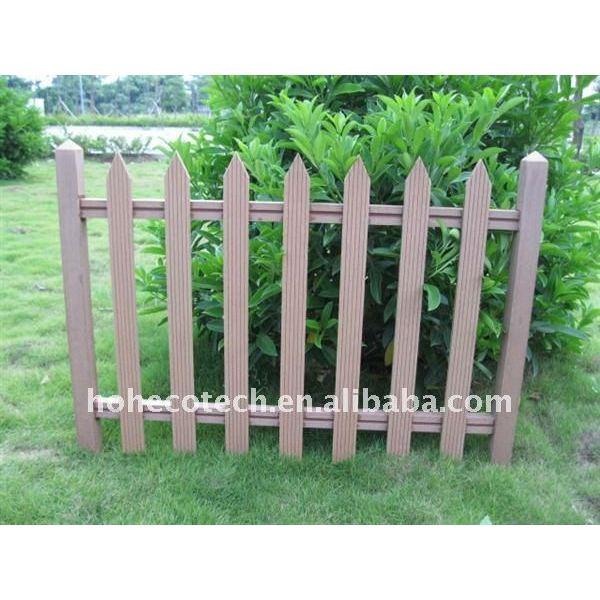 Vario disegno naturale legno wpc scherma composito/ringhiera/post