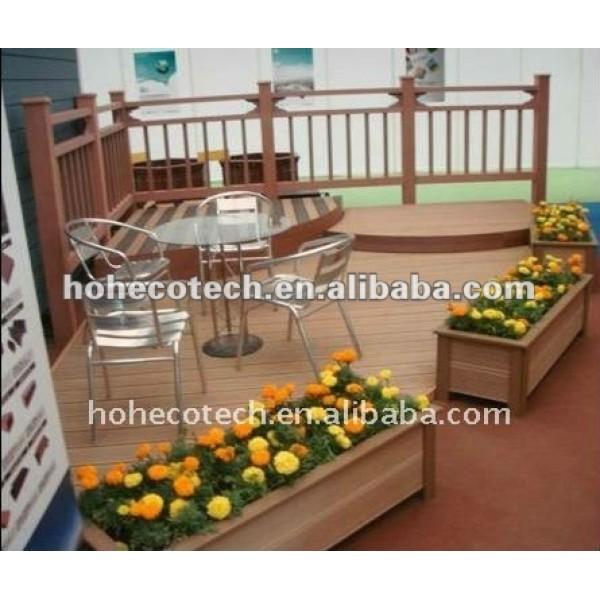 Precio barato eco - ambiente wpc caja de flores