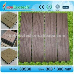 Ao ar livre plástico de madeira de móveis - materiais wpc