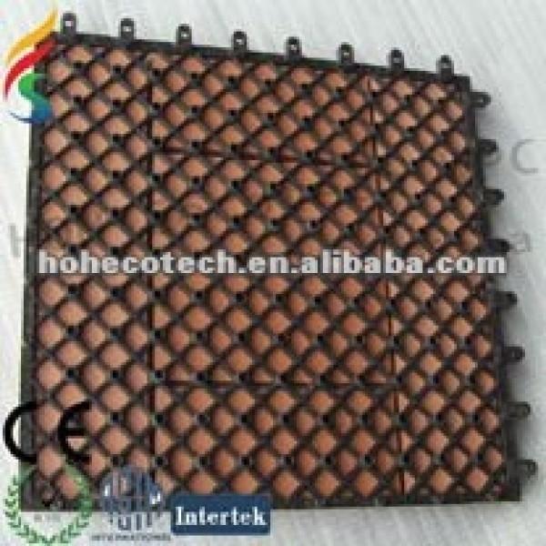 Fácil - instalación de bricolaje decking azulejos