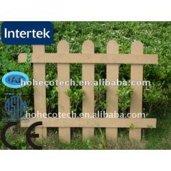 WPC clôturant des panneaux/barrière signalent/profils pour la barrière