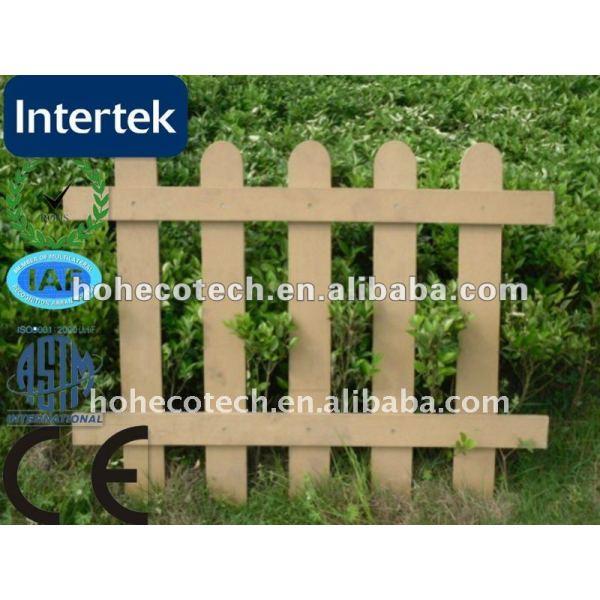 WPC que cercan los paneles/cerca fijan/los perfiles para la cerca
