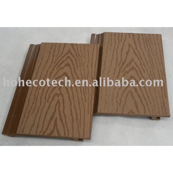 El panel de pared - - madera wpc como