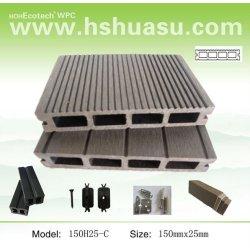 plasticariciclata pavimento di legno decking