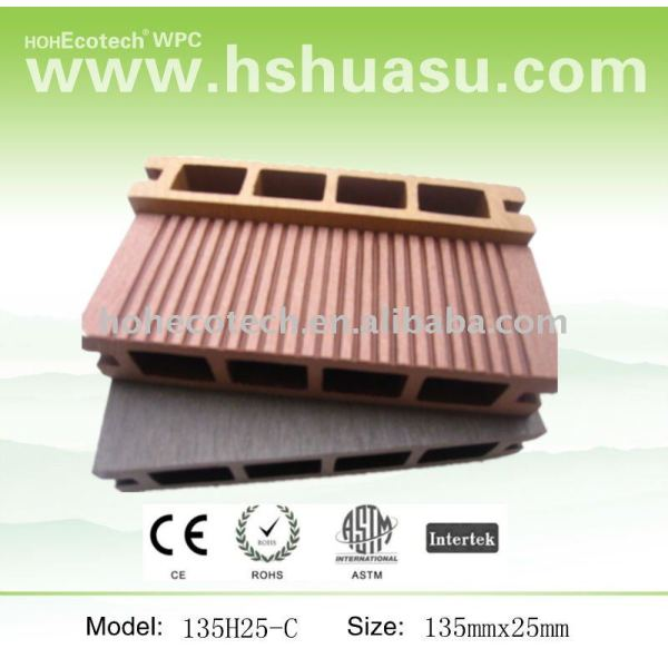 Qualitätsim freienvinylbodenbelag 135x25mm-cedar