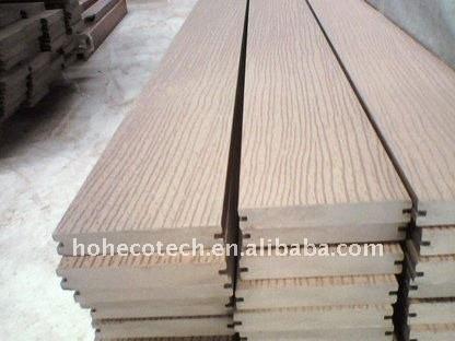 L'usinegarantie plancher extérieur wpc sol conseil 149h34 personnalisée. - longueur