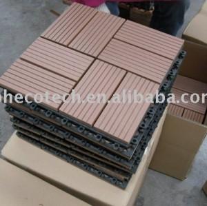 Tuiles composées en bois de plate-forme
