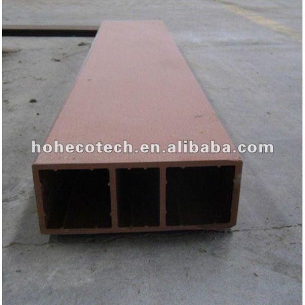 Vente chaude ! Arrosez la balustrade de wpc de preuve (composé en plastique en bois) pour les étapes extérieures/balustrade de jardin/balustrade d'escalier