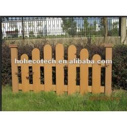 Temps WPC résistant clôturant (certificat de la CE) la puissance + le composé en bois de HDPE