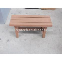 Wpc productos de ocio/silla de madera pequeña
