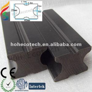 Vigueta de wpc para cubiertas de instalación/para instalar/fijar cubiertas 40s30 - b 40*30mm