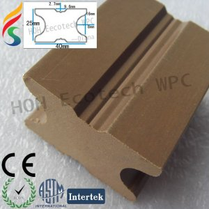 WPC Balken ---WPC Decking