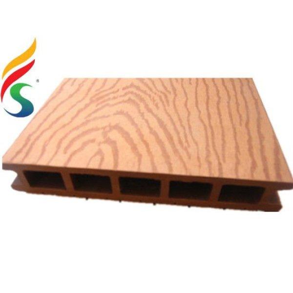woodlike künstliche Schwimmenplattform 160x25mm