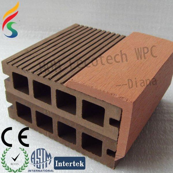WPC Seitenverkleidung---WPC Decking