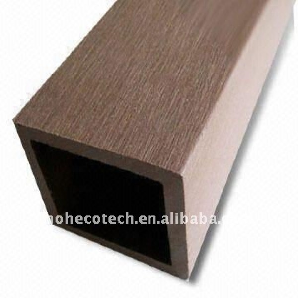 Cava 120*120mm accendino design post wpc custom - lunghezza ponte ringhiera/scale ringhiere