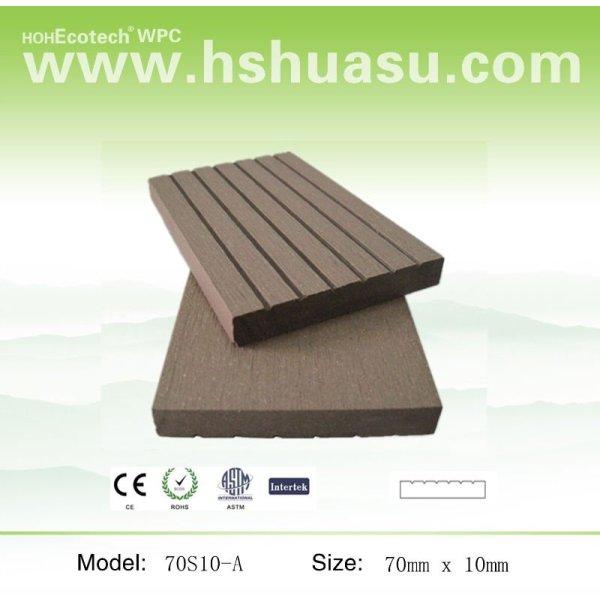 compuesto plástico de madera sauna junta