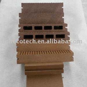 Plancher de la bonne qualité WPC (ISO9001, ISO14001, ROHS, CE)