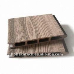 ( ce, rohs, astm, iso9001, iso14001, intertek ) de plástico de madera decking compuesto decking del wpc piso suelo de madera decking compuesto