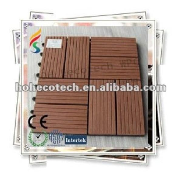 Mejor venta de eco - ambiente de bricolaje wpc bordo del azulejo