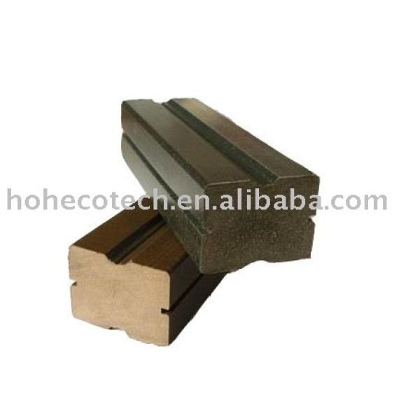 Fácil montaje - - compuesto plástico de madera de viga