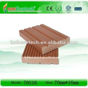 hohecotech vida medio ambiente de la marca friendly wpc junta sunna diy azulejo utilizando ampliamente