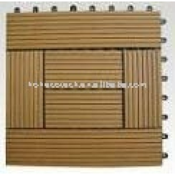 ecológico de bricolaje cubierta de teja