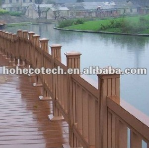 Quality Waterproof construction material synthetic wood floors/wpc decking