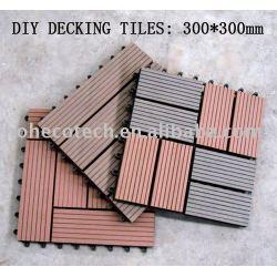 Sauna decking azulejos - wpc