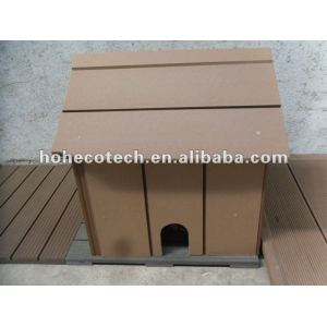 Eco - ambiente buen diseño wpc perro de la casa