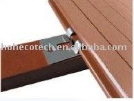 Plancher de composé de bois-plastique de Huasu