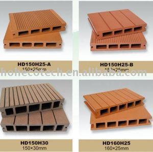 Panneau de plancher de WPC (ISO9001/ISO14001)