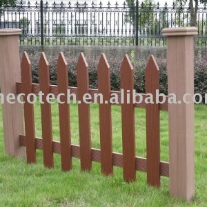 Hot - sell WPC Outdoor Fencing