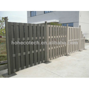 HOHEcotech outdoor fansion WPC Fencing