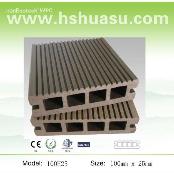 100x25mm composite dielen