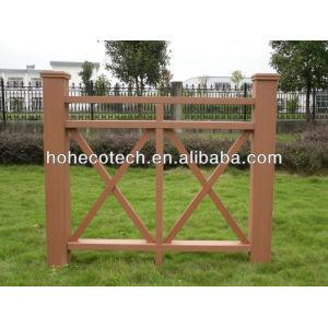 Fazenda cerca de guarda/cerca de madeira
